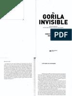 Chabris - El Gorila Invisible