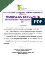 Manual Do Aluno - 2017