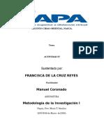 Tarea 4 Metodologia Miguela