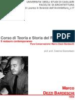 Marco Dezzi BArdeschi - La Pura Conservazione