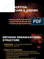 5-Organization Structure & Design