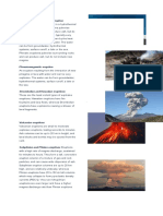 Phreatic or Hydrothermal Eruption