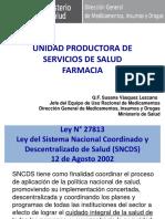 03 Unidad Productora de Servicios de Salud Farmacia Documentos Normativos