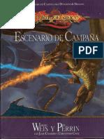 Dragonlance - Escenario de Campaña
