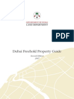 Sterling Dubai Freehold Property Guide 2007