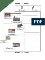 Around the School (Direction)