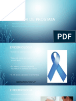 Cancer de Prostata Pregrado