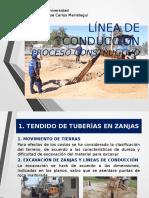Proceso Constructivo de Linea de Conduccion - Copia