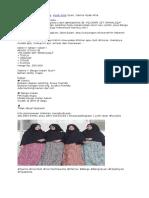 Belanja Online Hijab Alila, Hijab Alila Syari, Gamis Hijab Alila