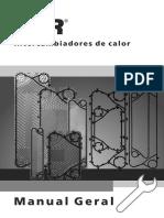 Manual Geral Trocadores de Calor a Placas BERMO