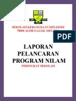 Laporan Nilam 2017