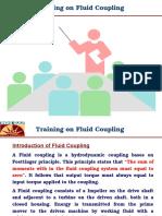 Training on Fluid Coupling