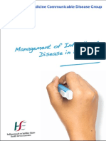 Management of Infectious Disease in Schools
