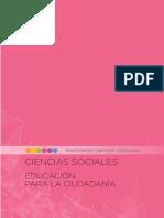Currículo 2016 - Educación Para La Ciudadanía