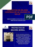 Proyectos 2005-2006