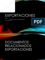 Exportaciones Documentos