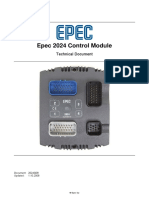 Epec 2024 Control Module