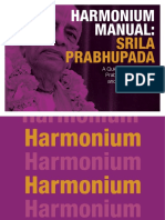 Harmonium Manual Teaser
