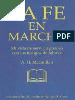 LA FE en MARCHA (Recomendado Leerlo - Juan Manuel Díaz)