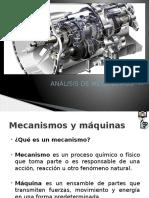 Análisis de Mecanismos