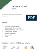 Amazon S3 Presentation