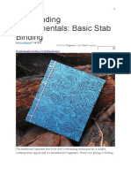 Bookbinding Fundamentals