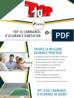 Soumissions Assurances - Top 10 compagnies d'assurance habitation