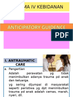 Anticipatory Guidence