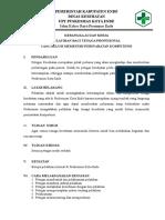 7.3.1 EP 4 KAK Pelatihan Bagi Yang Belum Memenuhi Kompetensi