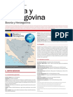 Bosnia y herzegovina Ficha Pais