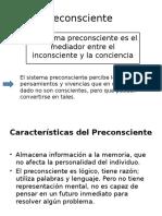 Las Topicas de Freud Preconsciente (1)