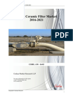 Global Market for Ceramic Filters