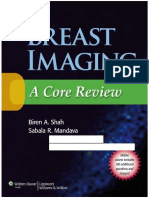 Breast Imaging. a Core Review (2014)