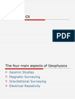 Introduction Geophysics