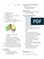 AUS, NZ, Pacific Islands Handouts
