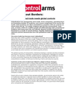 Arms Without Borders New Summary