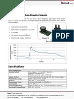 Isweek SprintIR CO2 Sensor