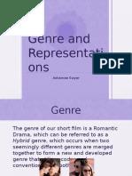 Genre and Representations