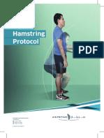 Aspetar Hamstring Protocol