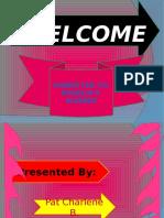 Pat Charlene B. Activity #1 Powerpoint