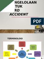 Pengelolaan Untuk Zero Accident
