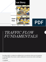 Traffic Flow Fundamentals PDF