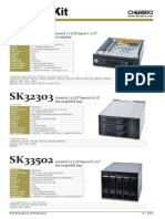 Datasheet_3.5'' HDD Storage Kit_V1.1