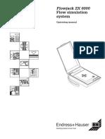 Endress & Hauser Flowjack Specification