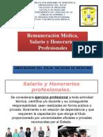 8-Remuneración Médica, Salario & Honorarios Profesionales