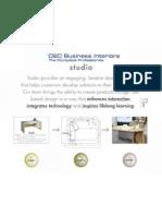 OEC Business Interiors Studio Process