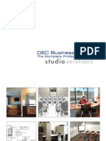 OEC Business Interiors Studio Solutions