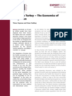 Syrians in Turkey the Economics of Integration