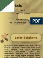 Epistaksis PPT