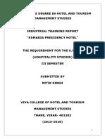 Kumaria Presidency
